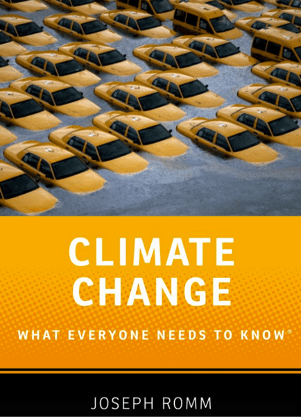 Climate Change - What Everyone Needs to Know