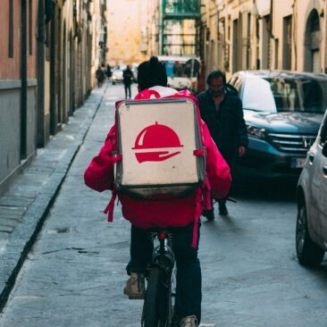 Food Delivery Service Covid-19