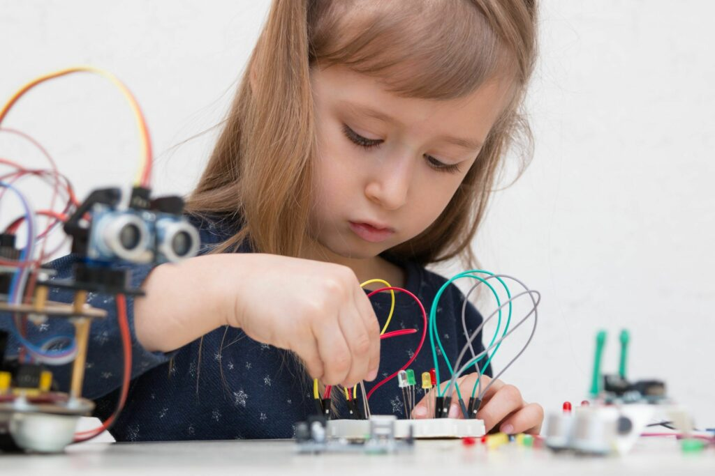 Learning Microbit Coding